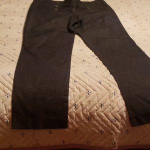 New York & Company dressy stretch jeans